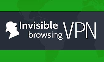 Invisible Browsing VPN logo
