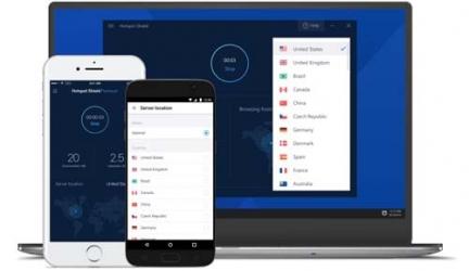 Présentation du VPN pour le hotspot Shield 2020